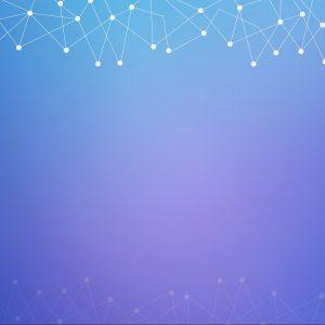 Background blau