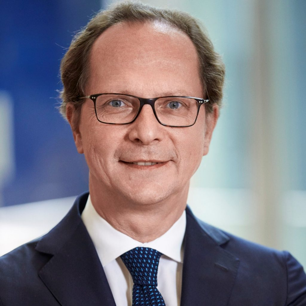 Olivier de Berranger, CIO bei LFDE