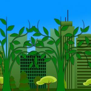 Nachhaltigkeit Stadt