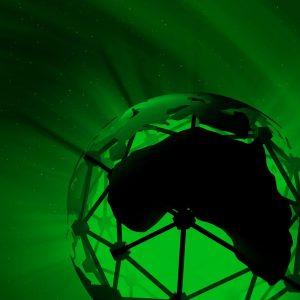 Grüne Erde Nachhaltig