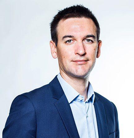 Axel Botte, Marktstratege des französischen Investmenthauses Ostrum Asset Management