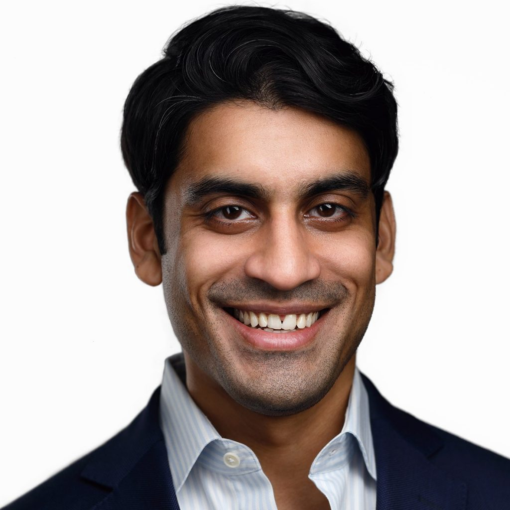 Rahul Bhushan, Mitgründer von Rize ETF