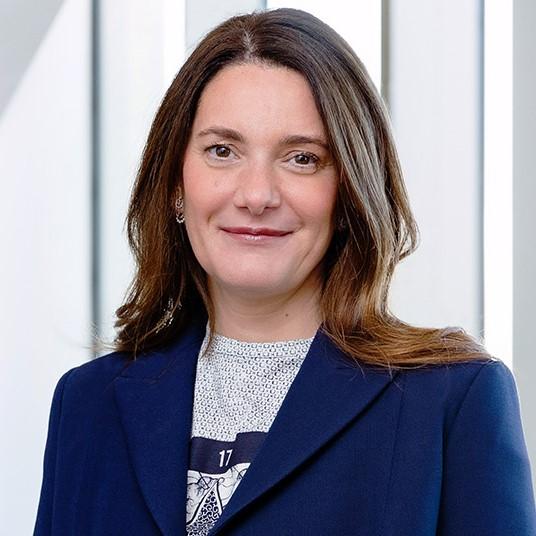Geraldine Sundstrom, Managing Director und Portfoliomanagerin bei PIMCO