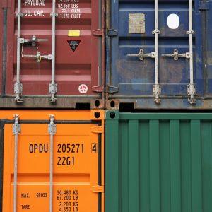 Container Wirtschaft