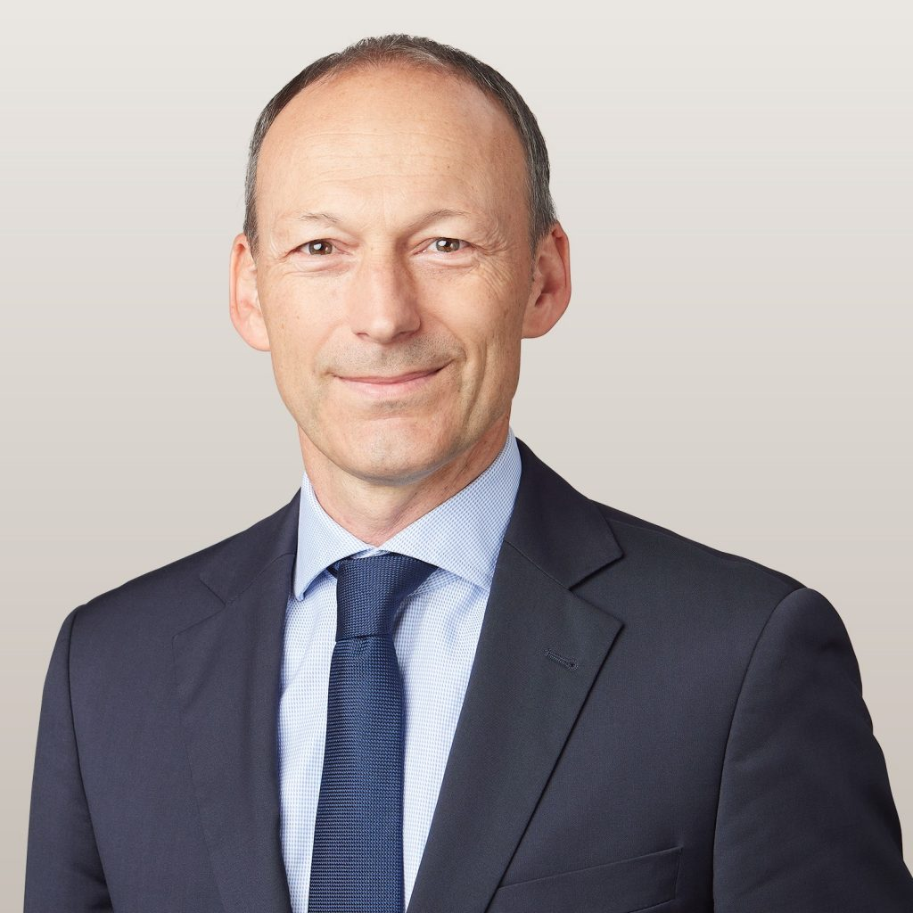 Christian Lach, Lead Portfolio Manager Bellevue Biotech