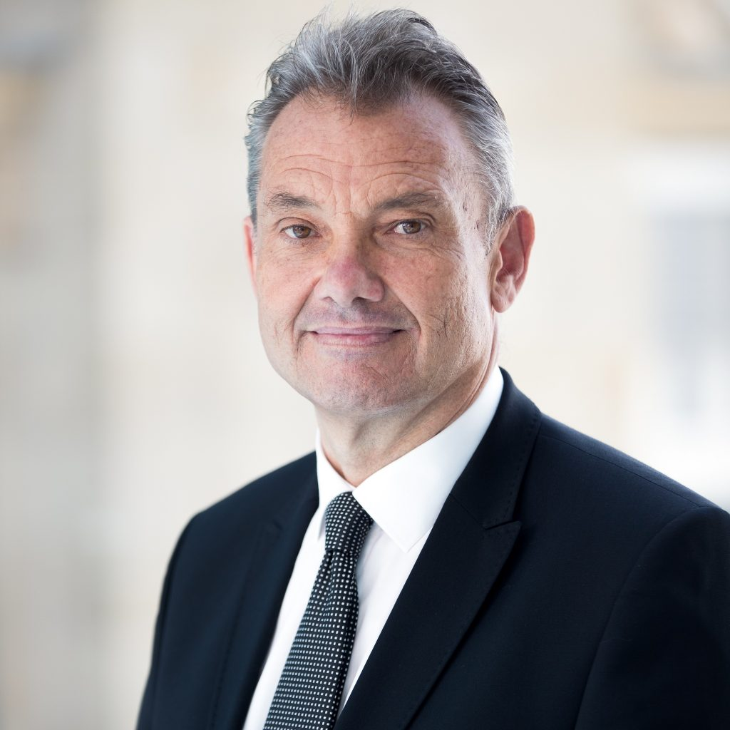 Eduard Schock, Mitglied des Direktoriums der Oesterreichischen Nationalbank (OeNB)