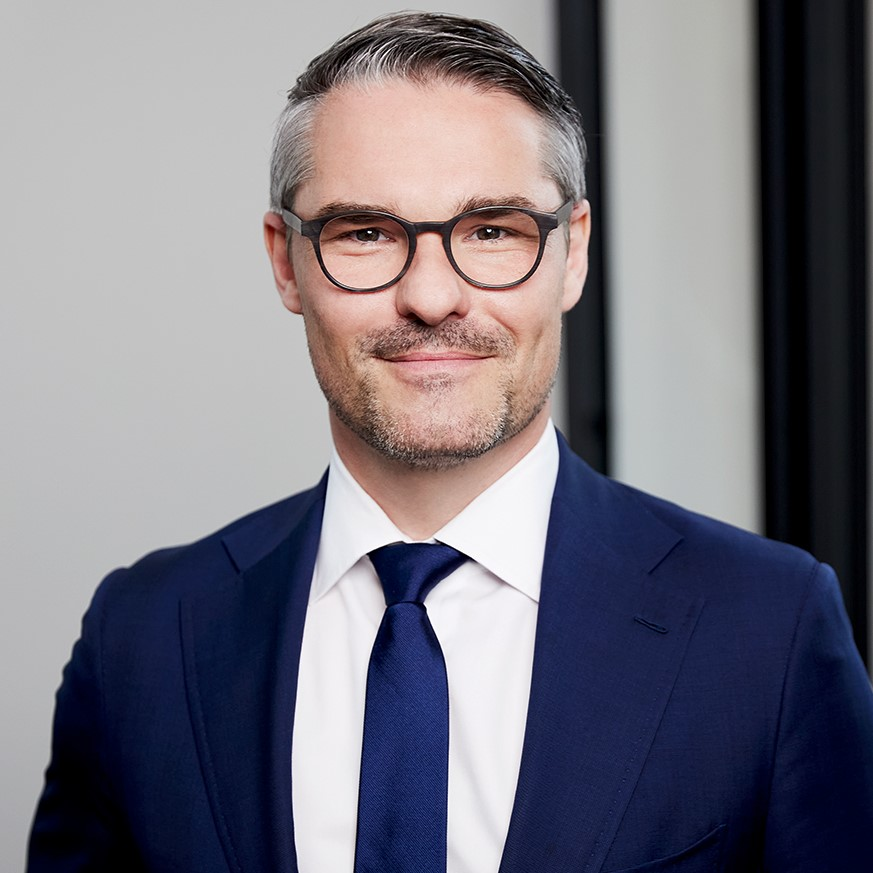 Marc Decker, Leiter des Fondsmana